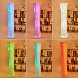 1x Modern LED Standing Floor Lamp RGB Color Changing Light L