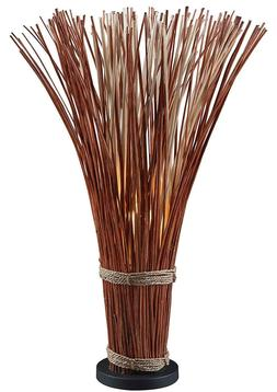 Kenroy Home 21065NR Sheaf Floor Lamp