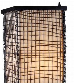 Kenroy Home 32250BRZ Trellis Outdoor Floor Lamp, Bronze Fini