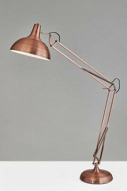 Adesso 3366-20 Atlas Floor Lamp Copper -EC-3366-20 - Floor L
