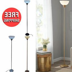 71 Inch Floor Lamp Living Room Light Stand Scoop Shade Read