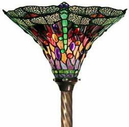 72 style dragonfly torchiere lamp lamps torch