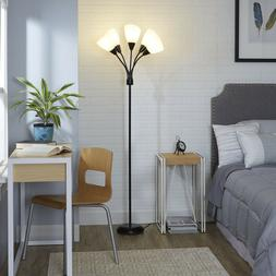 Floor Lamp 5-light Light Vintage Modern Standing Floor  Perf