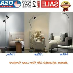 Adjustable LED Floor Lamp Light Reading Home Office Dimmable