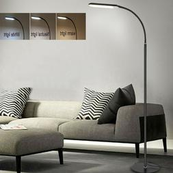 adjustable led floor lamp light reading home