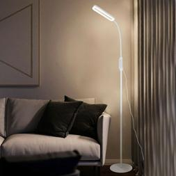 Adjustable LED Floor Lamp Standing Reading Home Office Dimma