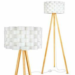 Brightech Bijou LED Tripod Floor Lamp Contemporary Design fo