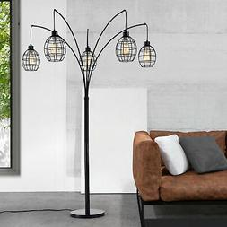 "Longshore Tides Caden 63"" Tree Floor Lamp"