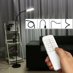 Dimmable Remote Control LED Floor Lamp Adjustable Light Read
