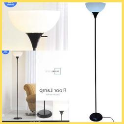 Extra Tall Stand Up Floor Lamp Garage Easy Carry For Office