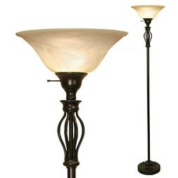 Floor Lamp by Light Accents - Floor Lamp for Living Room - T