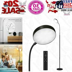 Floor Lamp - JOOFO LED Floor Lamp, Remote & Touch Control &