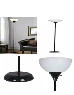 "Floor Lamp Living Room 71"" Light Stand Torchiere Metal Home"