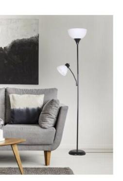 Floor Lamp/metal/ Black