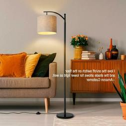 Floor Lamps Lamp, LED Lamp-Classic Arc With Hanging Shade, M