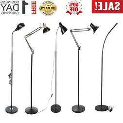 IKEA Adjustable LED Floor Lamp Light Standing Reading Home O
