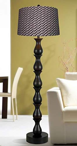 Kenroy Home 10012BRL Floor Lamp Bronze