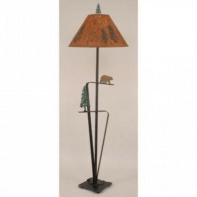 Coast Lamp Outland Pine 63.5 in