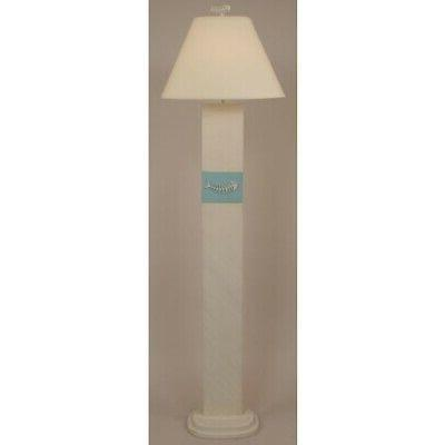 Coast Lamp Manufacturer 13-B3D Cottage Sea Bone Floor -
