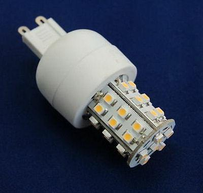 1x 120v Dimmable G9 Base LED Bulb 36 SMD3528 for Floor and D
