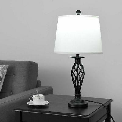 3-Piece Set Table Lamp Shades for Living Room Home