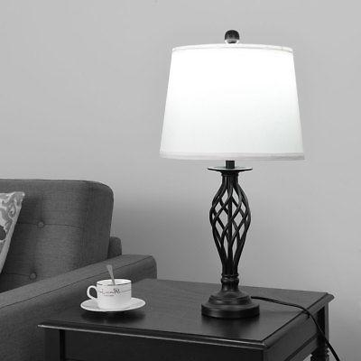 3-Piece Set Table Lamps Lamp Shades Room