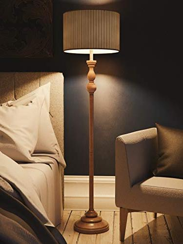 Kenroy Home 32237TA Floor Lamp, Toasted