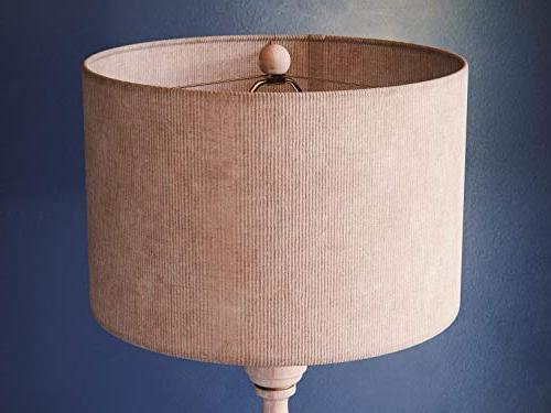 Kenroy Home Floor Lamp, Toasted Almond