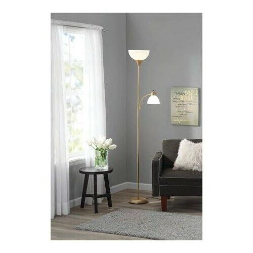 """72"""" Living Home Decor Torchiere Combo"""