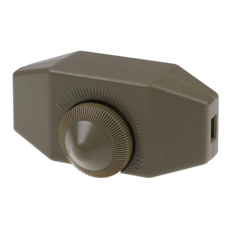 manual knob lamp line 15-60W dimmer