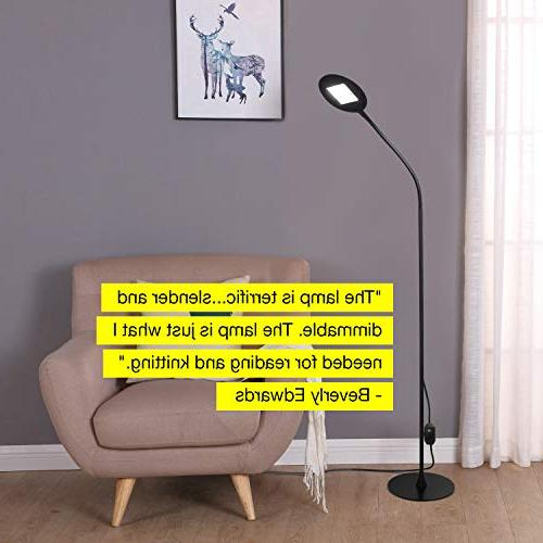 Brightech Floor Reading, Crafts Tasks – Adjustable Bright, Beside Room Contemporary Minimalist Pole -