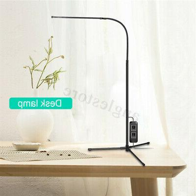 Adjustable Floor Lamp Standing Reading Home Office Dimmable