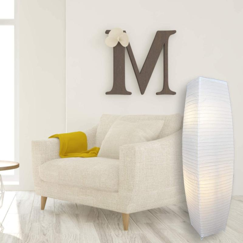 Alumni Paper Lamp by Lamp - Floor Lamp....