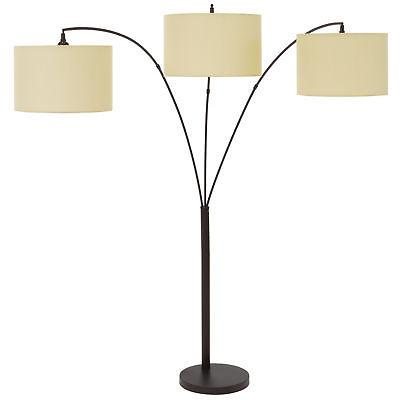 BCP 70in 3-Light Floor Lamp Dimming