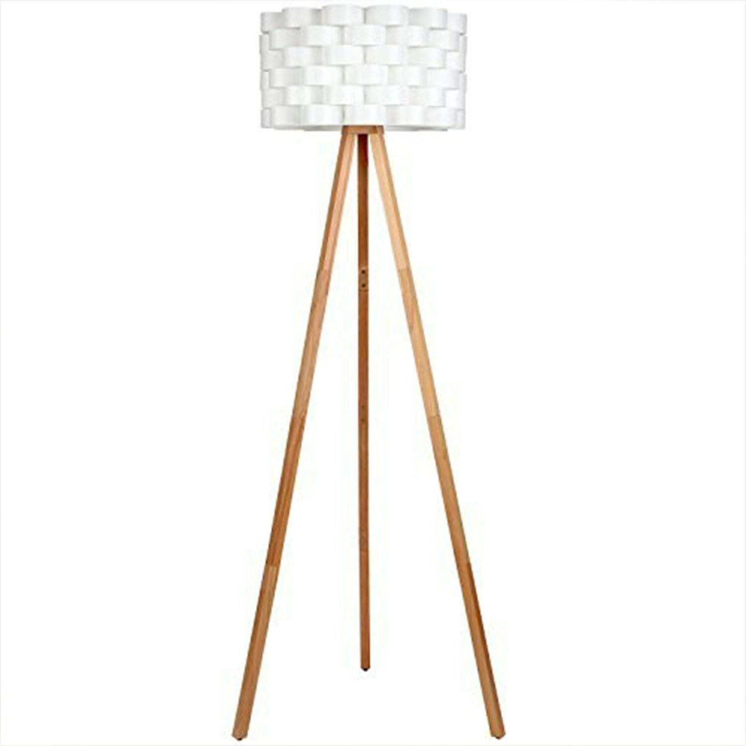 bijou led tripod floor lamp contemporary design