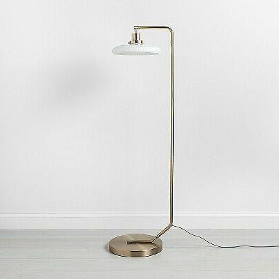 brass floor lamp hearth and amp hand