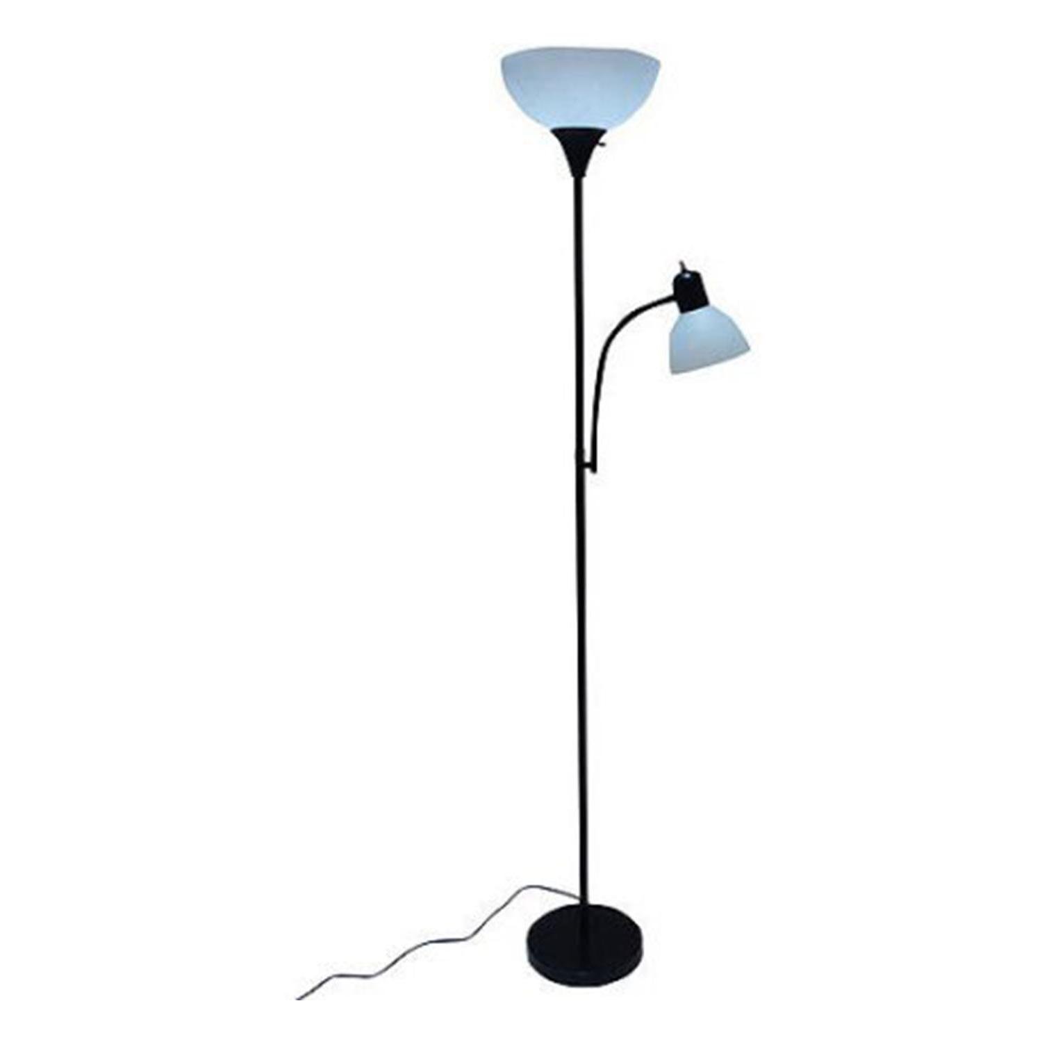Combo Lamp 72'' Light Modern Room Decor Lighting Body