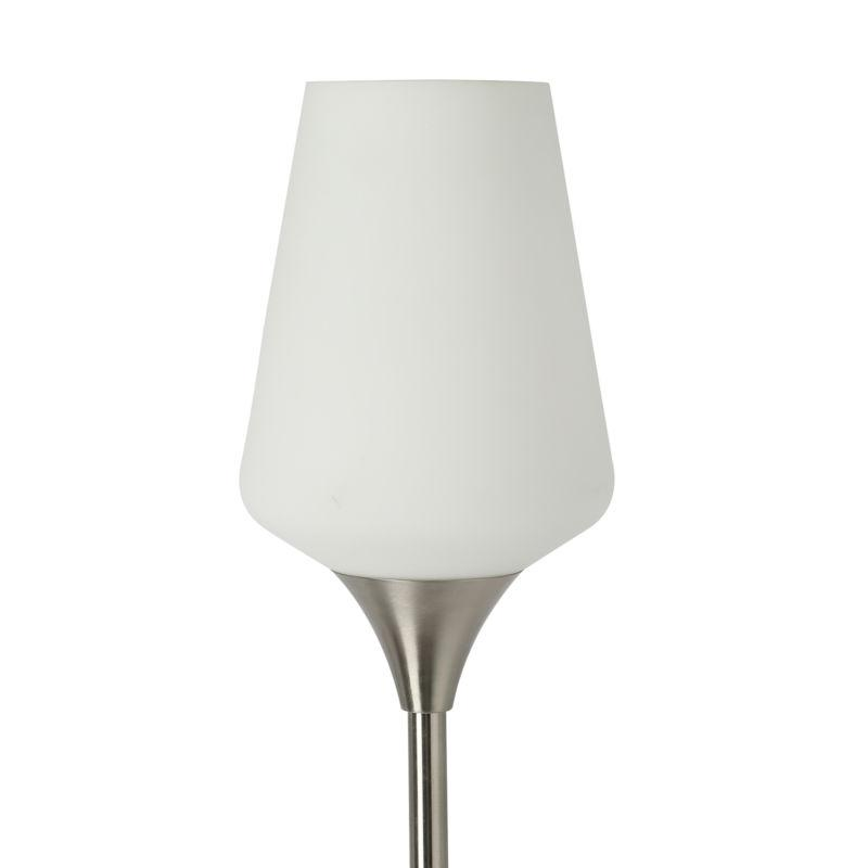 ETL Lamp Opal Tulip Glass Marble