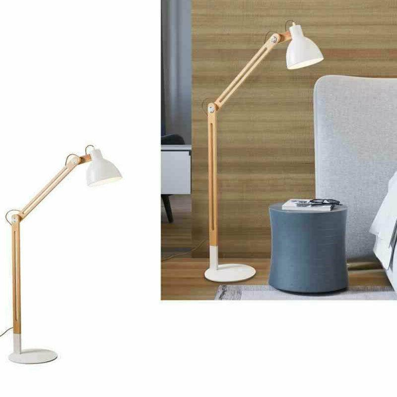 floor lamp folding sofa office minimalist modern