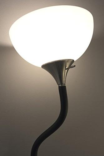 Adesso Floor Lamp, Compatible