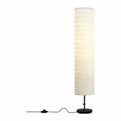 holmo floor lamp 46 inch white