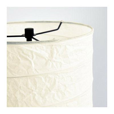 ~~IKEA FLOOR LAMP SHADE RICE PAPER