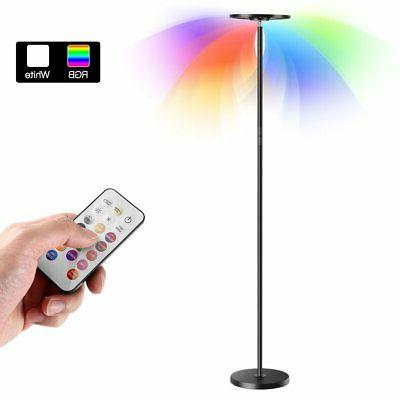 LED Floor Lamp Energy Saving Dimmable Adjustable Lamp Living