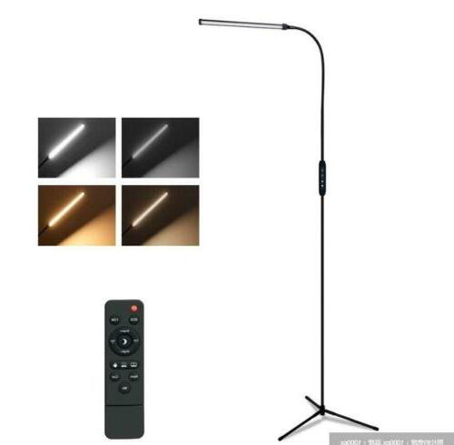 Adjustable LED Light Standing Reading Dimming Control