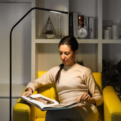 Modern Reading Dimmable Remote Control Gooseneck