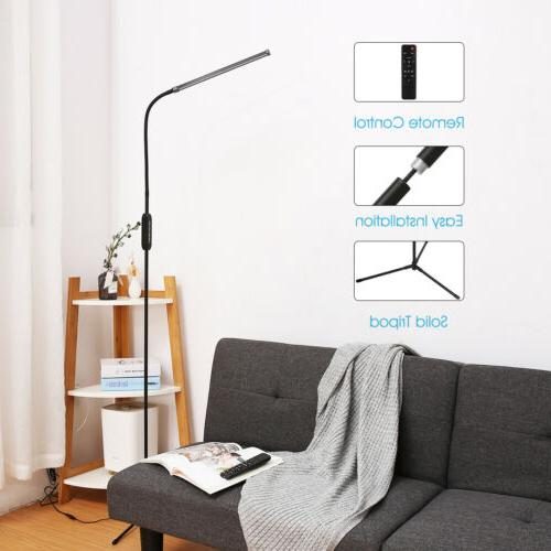 Adjustable LED Lamp 10W Standing Dimmable
