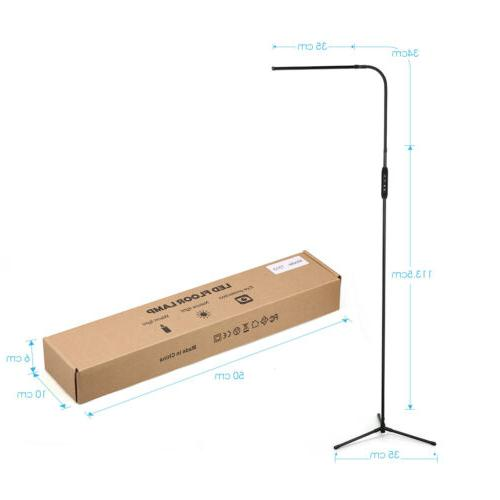 Adjustable 10W Remote Standing Reading Dimmable Desk