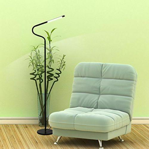 LED Floor Lamp 360* Goose-neck 25 Mode brightness Level
