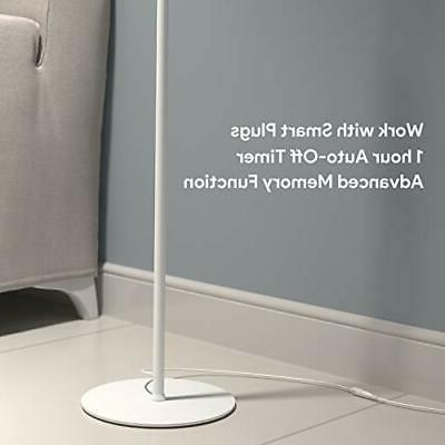 Gladle Modern Reading Standing Lamps for Living