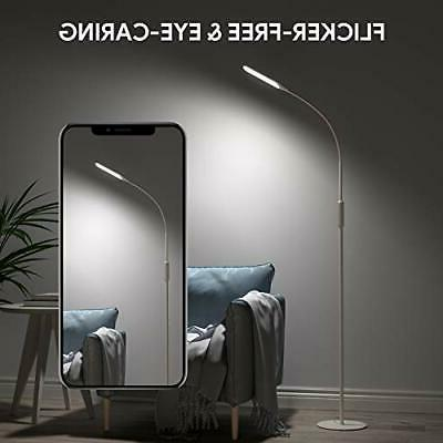 Gladle Modern Reading Standing Lamps for
